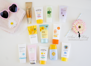 korean sunscreens 1